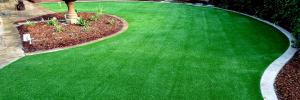 Artificial grass for your back lawn replacement