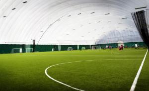 artificial grass for indoor soccer and sports