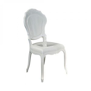 Belle white chair for sale