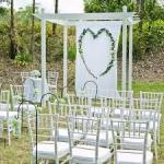 tiffany chairs for outdoor functions and venues used in Africa