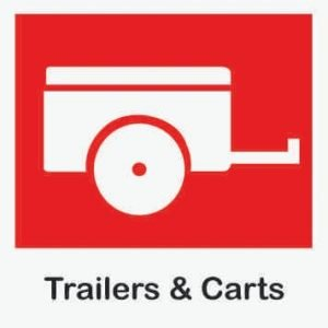 trailers and carts